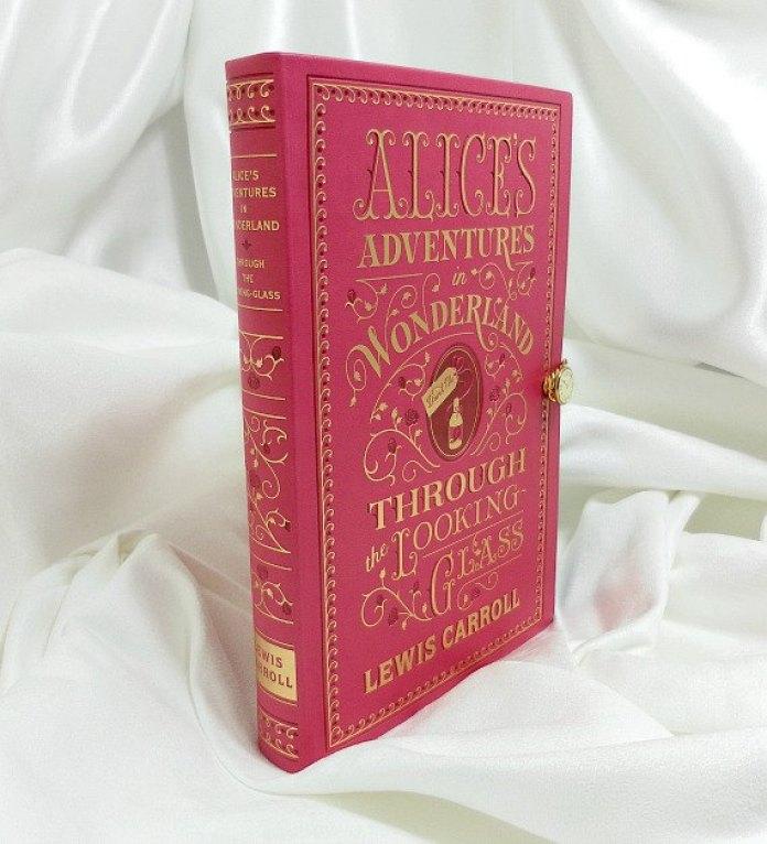 bolso libro - Navidad | Regalos victorianos