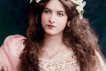 maude fealy - Belleza victoriana | Productos y tendencias de belleza de la época victoriana