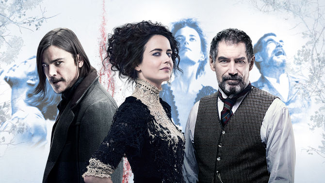 Series de terror: Penny Dreadful