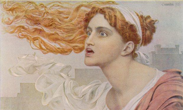 Mitología | La maldición de Cassandra