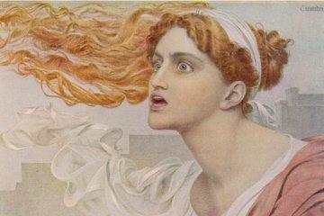 cassandra - Mitología | La maldición de Cassandra