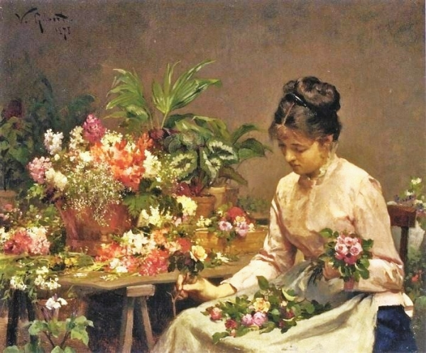 Época victoriana | El lenguaje de las flores o floriografía