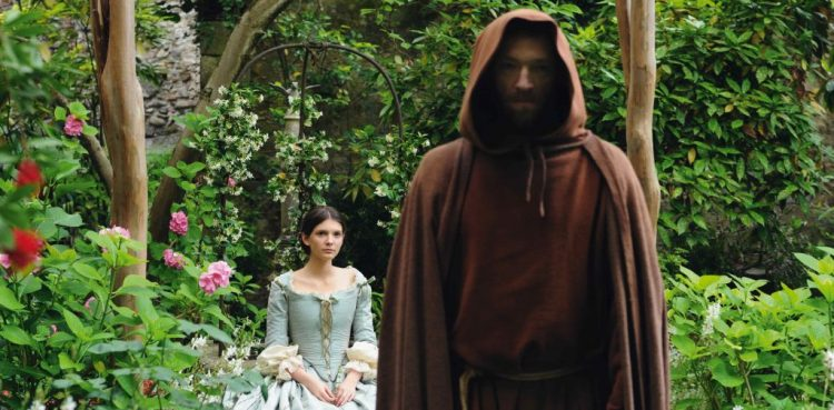 Literatura gótica: El monje