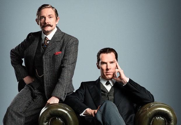 Series y películas de Navidad: Sherlock