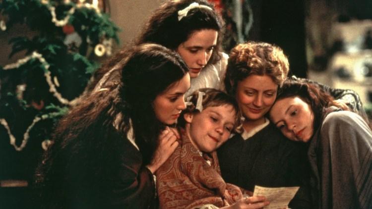 Series y películas de Navidad: Mujercitas