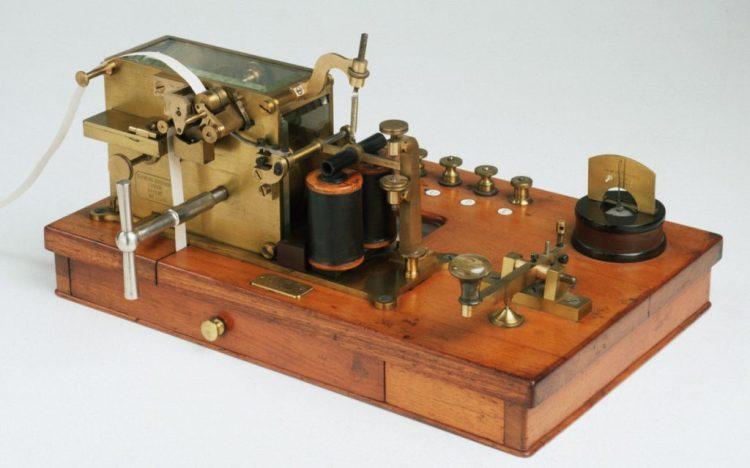 morse - Época victoriana   Inventos victorianos #1