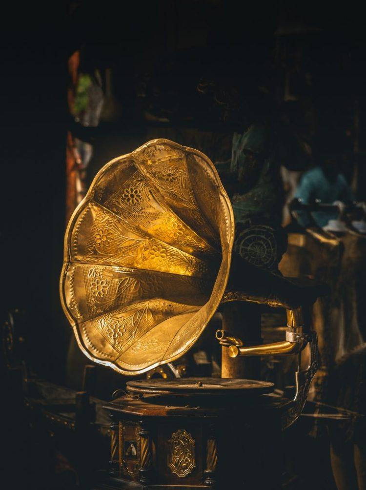 Inventos victorianos: El gramófono