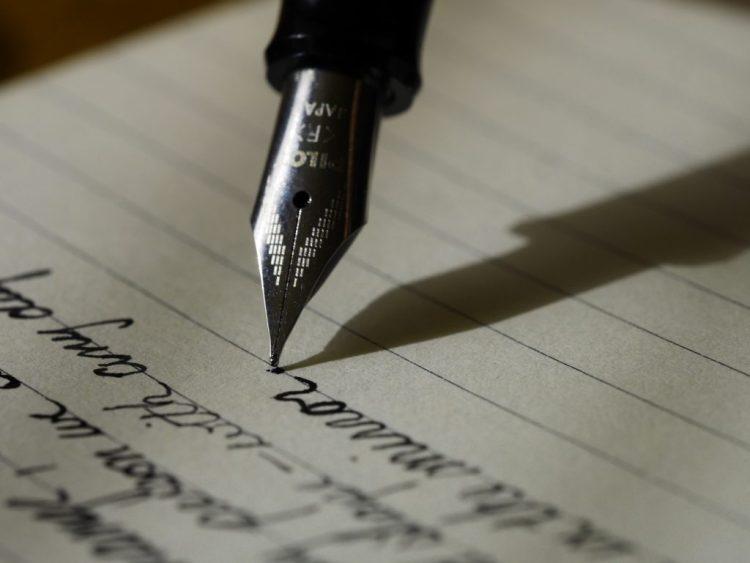 Diario de una escritora: ¿Por qué escribo?