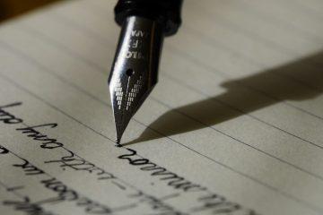 aaron burden 64849 unsplash - Diario de una escritora | ¿Por qué escribo?