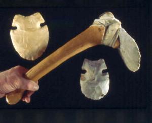 أدوات زراعية من العصر الحجري