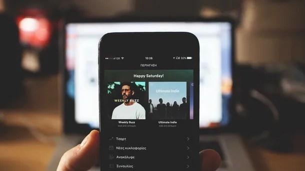 Как прослушать Spotify в автономном режиме