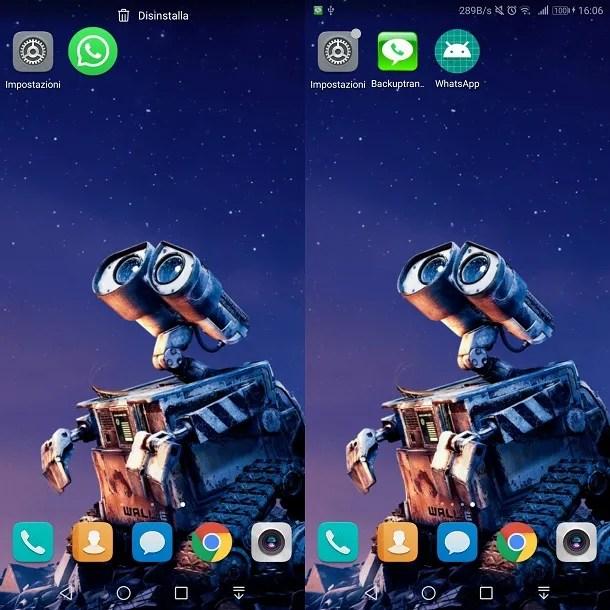 Trasferire chat Whatsapp da Android ad iPhone