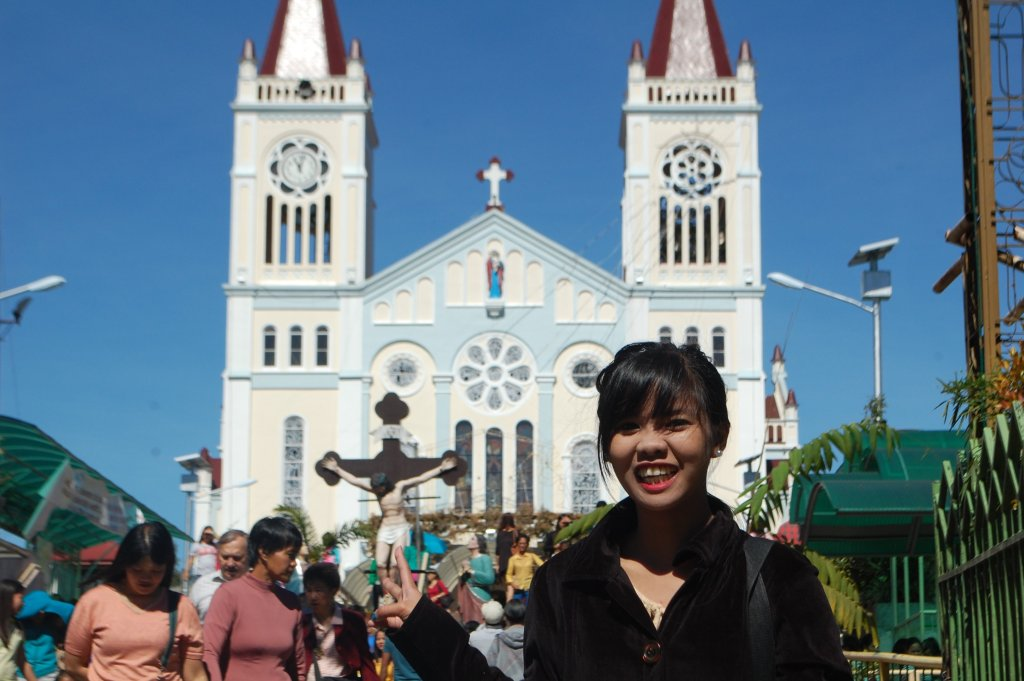"""ALT=""""baguio travel guide and the baguio cathedral"""""""