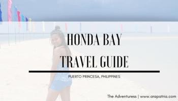 island hopping honda bay palawan