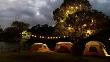 best glamping site in laguna