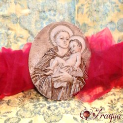 Immagine sacra in ceramica - € 10