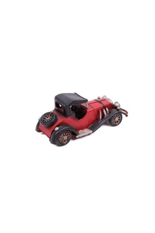 سيارة أمريكية كلاسيكية معدنية 3