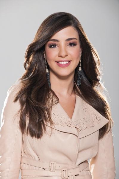 Miss Lebanon 2010 Rahaf Abdallah