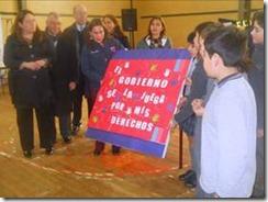 Conmemoran 21 años de la ratificación de Chile de la Convención Internacional de los Derechos del Niño