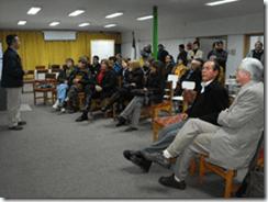 Municipio aseguró que Centro Cultural será una realidad