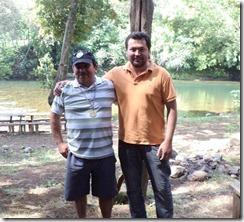 Se inaugura temporada de pesca en Ercilla