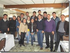 Apretada agenda cumplió nuevo director nacional del Injuv en La Araucanía