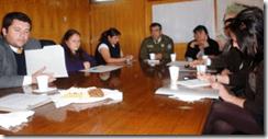 Comisión Comunal de Lumaco diseña propuesta de Política de Alcohol y Drogas para el año 2012