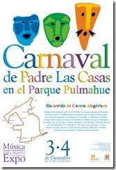 Padre Las Casas invita a gran Carnaval Cultural 2011