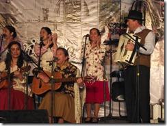 Conjunto de Proyección Folklórica de la UFRO presenta muestra anual