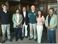 Municipio de Temuco acoge importante propuesta para educación del Cluster de la Vivienda Social