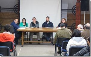 FOTO reunión informativa protocolo subida al volcán 1