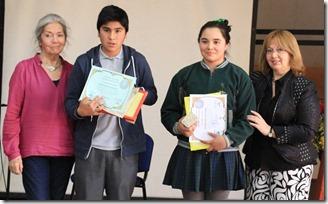 FOTO premiación concurso literario 4