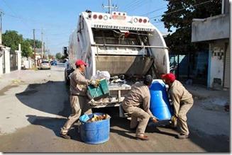 IMAGEN recolección basura