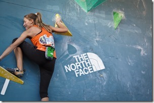 The North Face Master of Bouldering