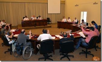 Votación Concejo 1
