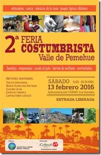 Afiche Feria