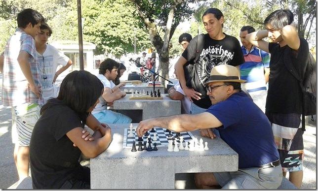 FOTO campeonato ajedrez 2