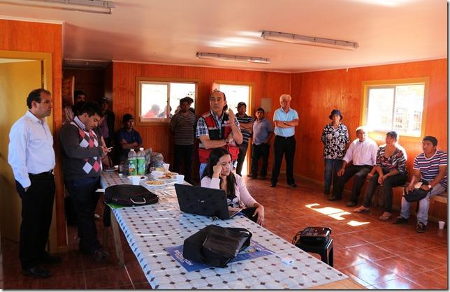 Reunion Camino Lautaro - San Patricio (1)