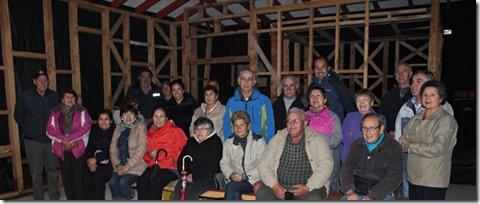 FOTO construcción sede las araucarias
