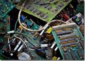 FOTO este sábado termina campaña reciclaje electrónico