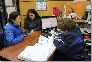 FOTO inscripción farmacia municipal