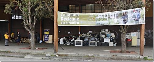 FOTO recolección campaña reciclaje 5