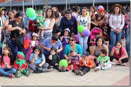 Celebran Día de  la Educación Parvularia (3)