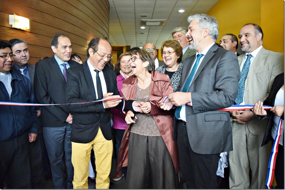 Inaugurado oficialmente Centro Cultural Municipal LIQUEN (5)