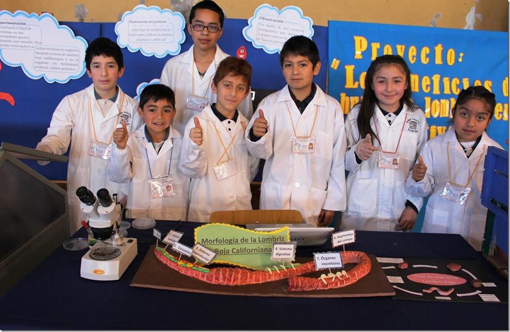 Sexta versión de la Feria Científica 2016 (3)