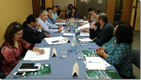 Reunión de Directorio AMRA _ 12 enero 2017