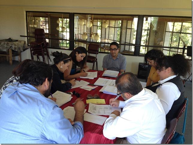 Reunión funcionarios 1