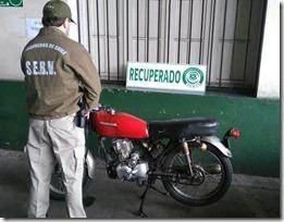 SEBV MOTOCICLETA
