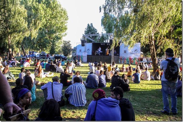Concierto Jazz Parque Estadio