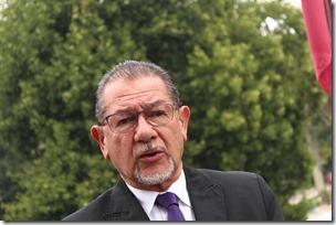 Intendente de La Araucanía - Miguel Hernández S.